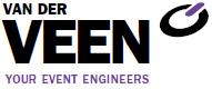 Logo Van der Veen - event engineering